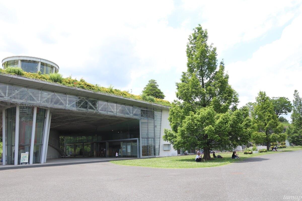 花みどり文化センター