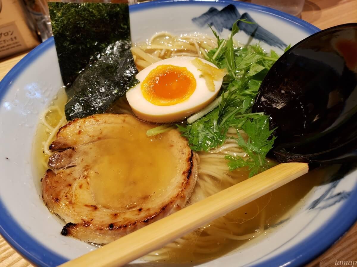 オシャレすぎる!「AFURI 立川グリーンスプリングス店」がオープン。看板メニューの柚子塩らーめんを食べてきた