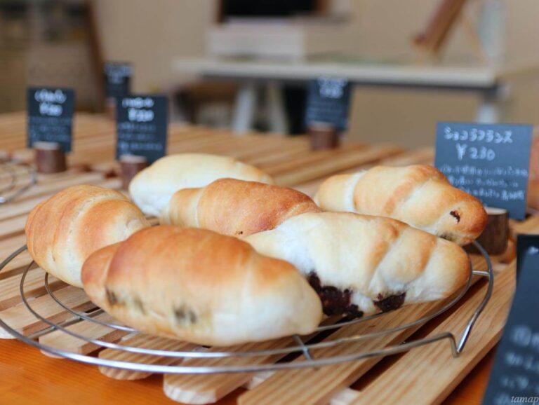 ベーカリー・レターのパン