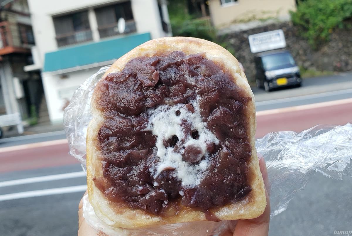 小倉バタートースト