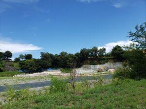 台風19号で甚大な被害を受けた「あきる野市 山田大橋」河川敷の復旧現場を見て考えたこと