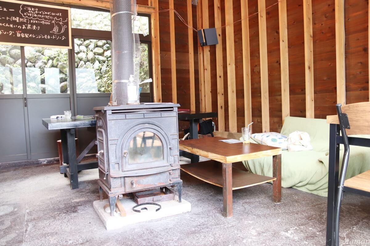 よりみち茶屋 とおまわりの入り口の部屋