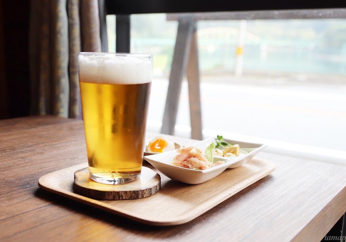 ノンアルコールビールとおつまみセット